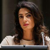 Elle veut traduire Daech en justice : 10 choses à savoir sur Amal Clooney
