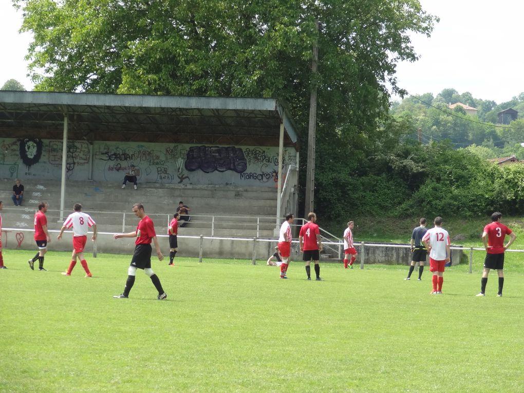 1/2 finale Coupe Caubère mai 2014