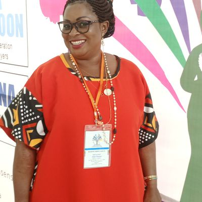 1st NATIONAL WOMEN'S CONVENTION FOR PEACE IN CAMEROON