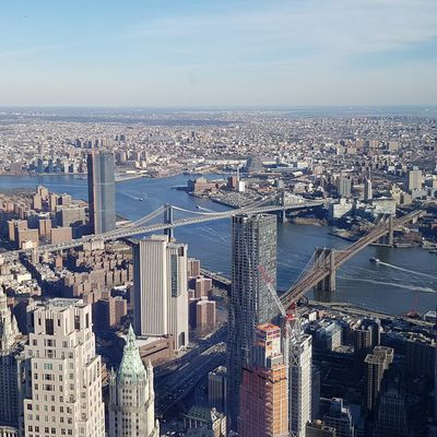 New York Février 2019 - p4 : Brooklyn Bus, One World Observatory et bateau