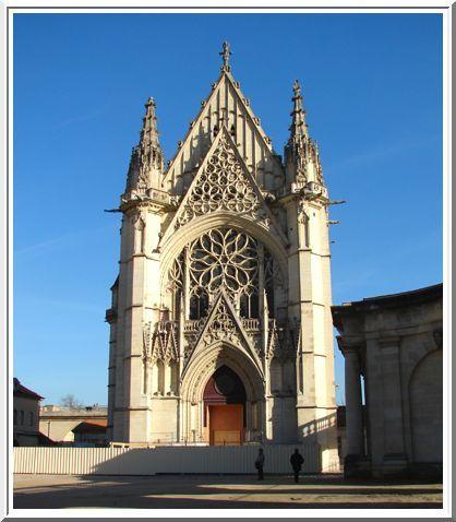 Diaporama château de Vincennes