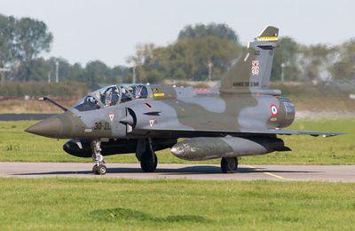 Crash du Mirage 2000 dans le Jura : les deux pilotes sont morts