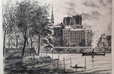 Paris Gravures et dessins
