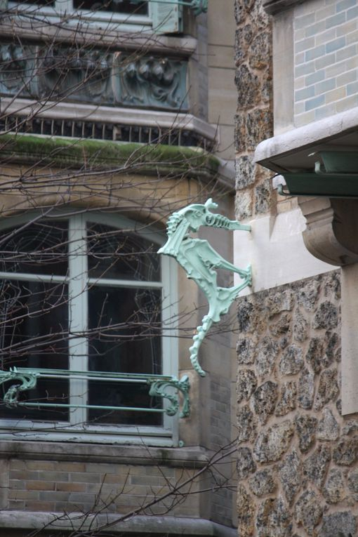 Héctor GUIMARD, architecte. Paris, XVI Arrondissement. Photos: ©Emmanuel CRIVAT (2011-2012)