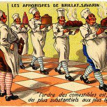 Une présentation et des citations sur la gourmandise : péché capital, péché véniel ou exaltation du goût ?