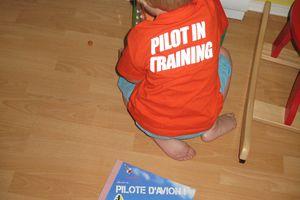 jeune pilote