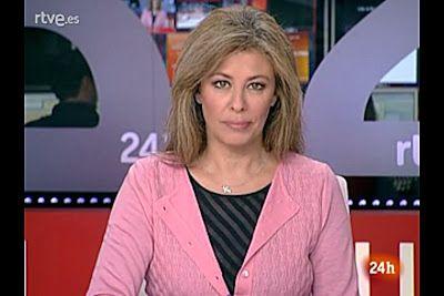 2011 11 19 @12H00 - BEATRIZ PEREZ-ARANDA - TVE 24H - TELEDIARIO