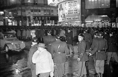 17 octobre 1961: histoire d'un crime d'État noyé