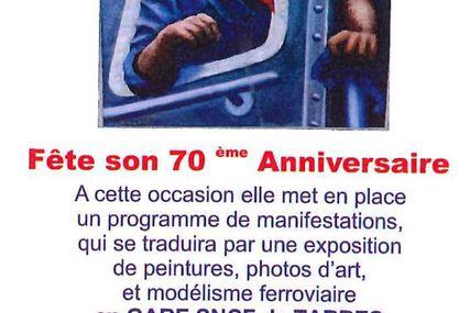 AAC Tarbes : 70 ans !
