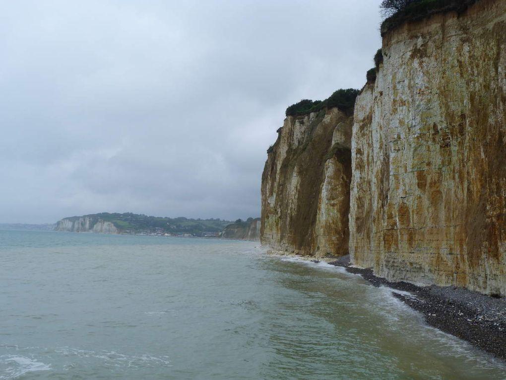 12ème jour : Dieppe - Saint-Valéry-en-Caux