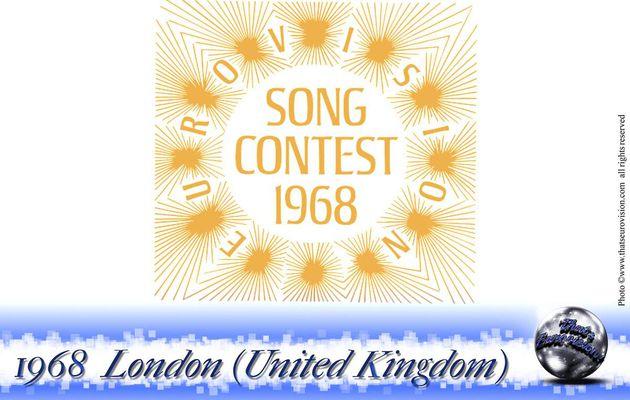 1968 - London (United Kingdom)
