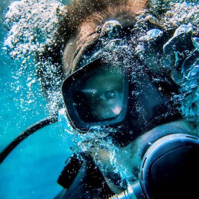 This Summer Take Up Diving: The Blue Depths are Waiting