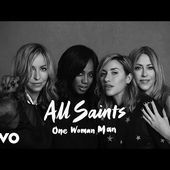 All Saints - One Woman Man (Official Audio)