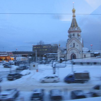 Moscou - paysages