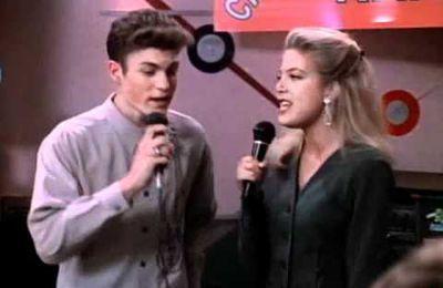 If you feel like karaoke?