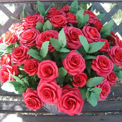 40 Ans... 40 Roses!!!