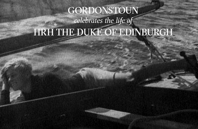 Le prince Philip à Gordonstoun...