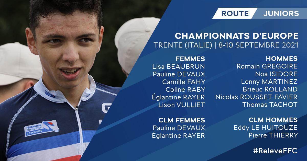 Rousset-Favier sélectionné pour les championnats d'Europe