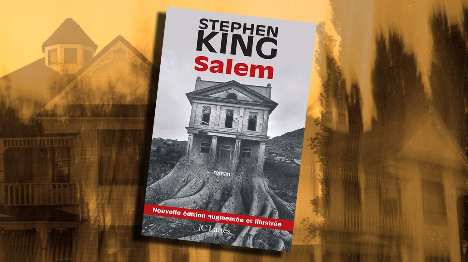 📚📺 STEPHEN KING - SALEM (SALEM'S LOT, 1975)