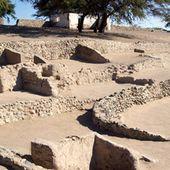 Pueblo Viejo. Cultura Nasca