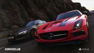 DriveClub : le contenu de l'édition PS Plus