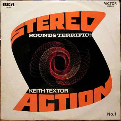 Keith Textor - Sounds Terrific! - Stereo Action N°1 -