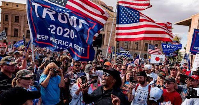 La fraude durant les élections américaines de 2020 se confirme