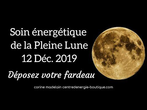 Ressentis et guidance suite au soin du 12/12/19