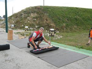 Premières images des entraînements.