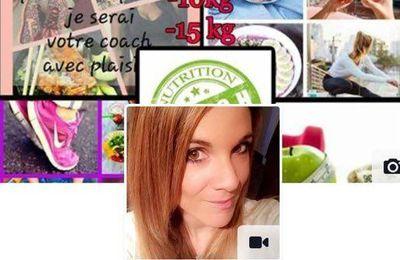 Qui suis je ? créatrice de ce blog ! rencontrez Lili Coach Minceur.