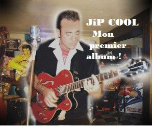 Aidez à financer le premier album musical de JiP !