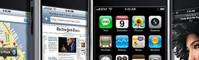 iPhone Mania: Mehr als 10.000 US-Dollar Umsatz pro Stunde