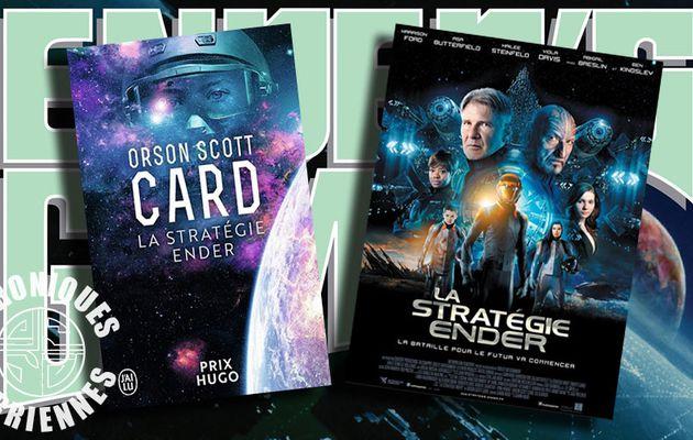📚🎬 ORSON SCOTT CARD - ENDER T1 LA STRATÉGIE ENDER (ENDER'S GAME, 1985)