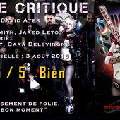 Notre Critique : Suicide Squad - Le Studio 815