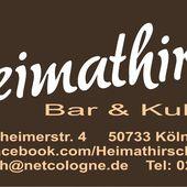 Heimathirsch | Bar & Kunst & Kultur