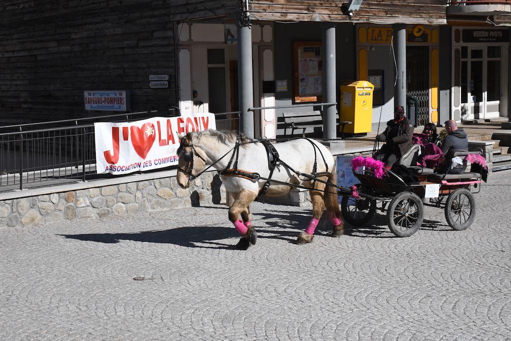 Val d'Allos La Foux Week-End de la Femme.