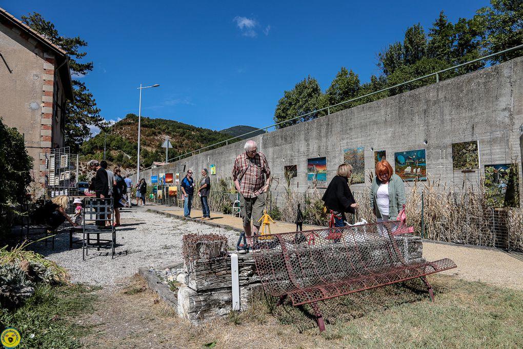6 eme Rencontre d'art comptemporain à Moriez