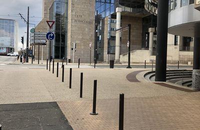 En direct du Cabinet : 6 Avril 2021 Maître MORIN au tribunal judiciaire du Mans