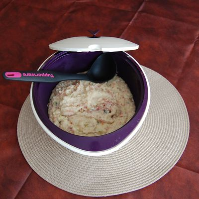 Risotto aux fromages