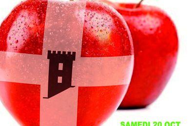 samedi 20 octobre : fête de la pomme !
