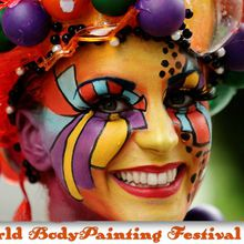 World Beauty Painting Festival 2014