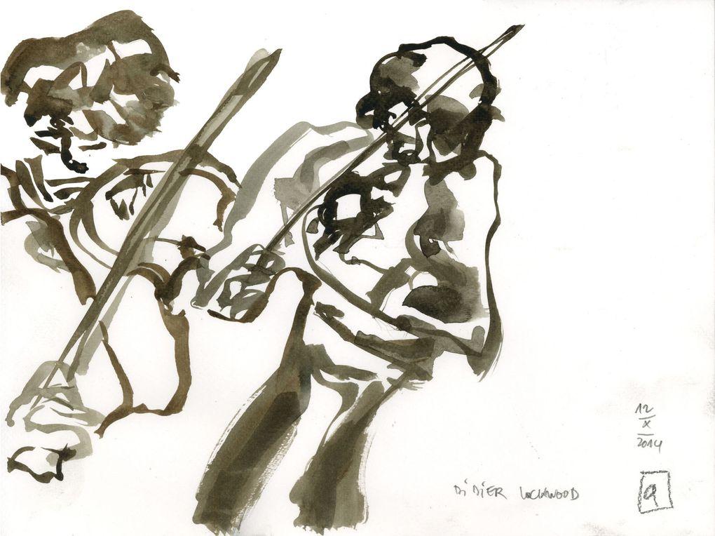 Lagny Jazz Festival 2014, troisième jour (dimanche 12 octobre)