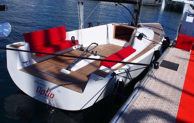 Exclusif - les premières photos de l'Optio, le Day Sailer de Wauquiez
