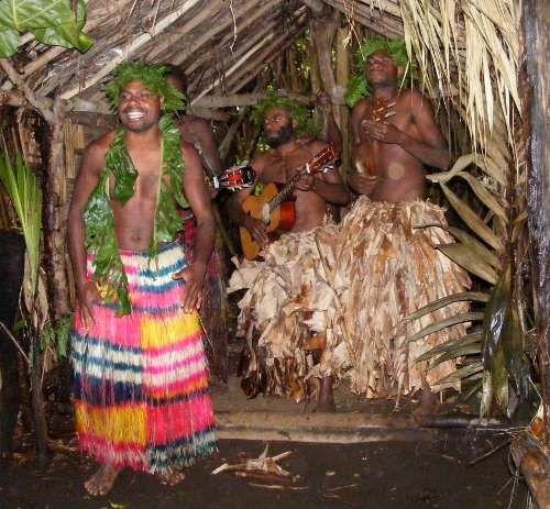 Tanna, une des 83 îles du Vanuatu.