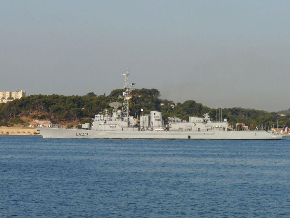 MONTCALM  D642 , Frégate anti-sous marine, Type F70