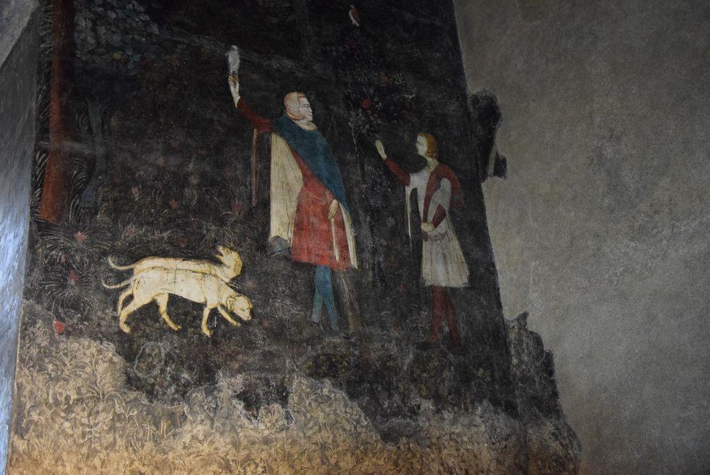 Fresques décoration de chambres