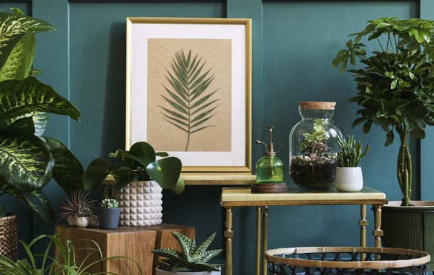 4 manières d'inviter la nature dans votre décoration