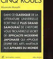 Miyamoto Musachi – GORIN-no-SHO ou le Traité des Cinq Roues