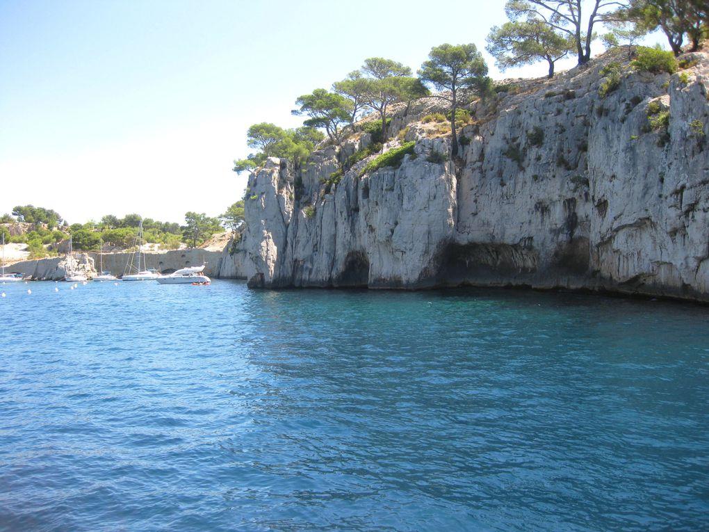 Port Camargue / Frioul / Port-Miou / Bandol / Port Camargue