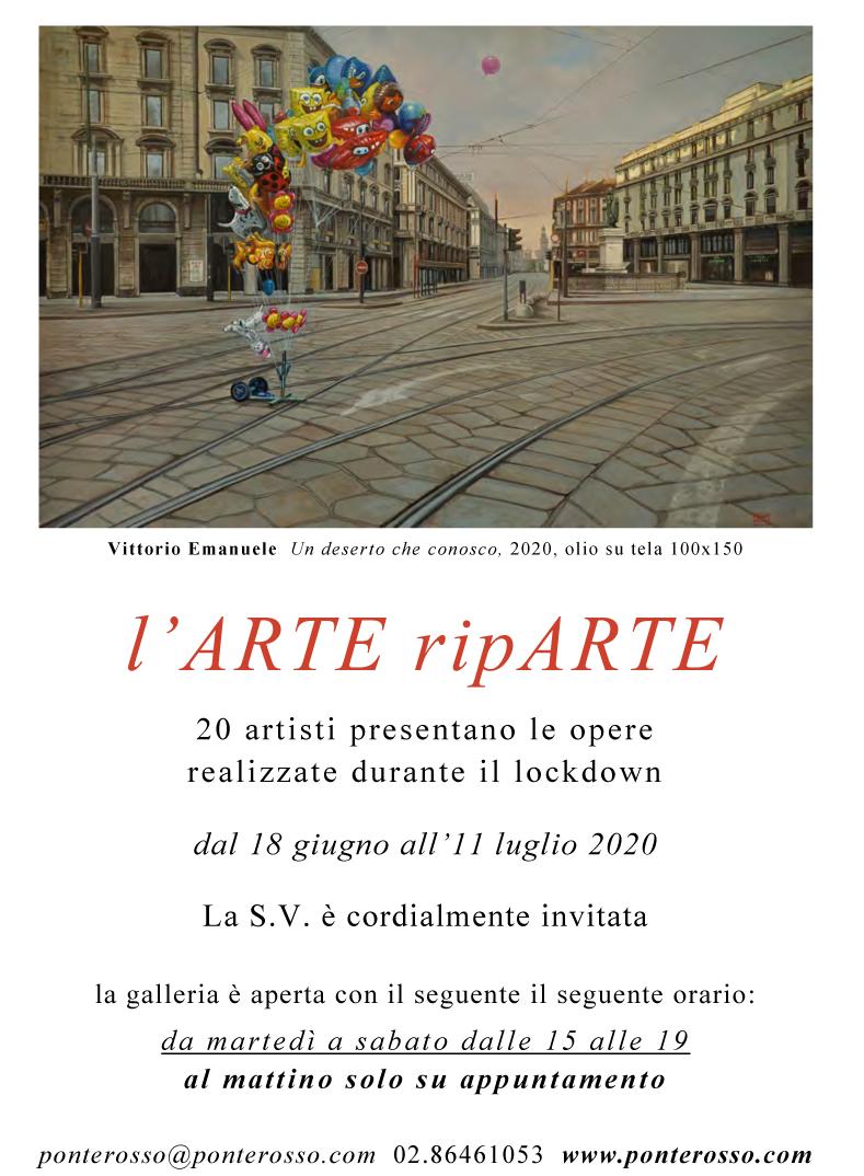 Galleria Ponte Rosso - Milano